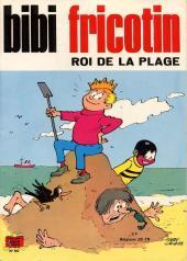 Bibi Fricotin (2e Série - SPE) (Après-Guerre) -80- Bibi Fricotin roi de la plage