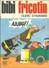 Bibi Fricotin (2e Série - SPE) (Après-Guerre) -81- Bibi Fricotin clerc d'huissier
