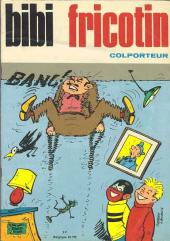 Bibi Fricotin (2e Série - SPE) (Après-Guerre) -84- Bibi Fricotin colporteur