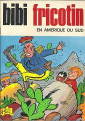 Bibi Fricotin (2e Série - SPE) (Après-Guerre) -89- Bibi Fricotin en Amérique du Sud