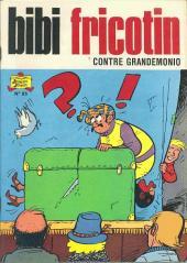 Bibi Fricotin (2e Série - SPE) (Après-Guerre) -95- Bibi Fricotin contre Grandemonio