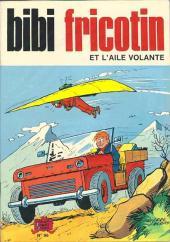 Bibi Fricotin (2e Série - SPE) (Après-Guerre) -96- Bibi Fricotin et l'aile volante