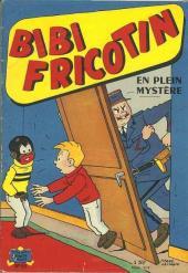 Bibi Fricotin (2e Série - SPE) (Après-Guerre) -50- Bibi Fricotin en plein mystère