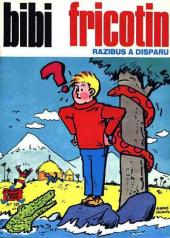 Bibi Fricotin (2e Série - SPE) (Après-Guerre) -122- Razibus a disparu