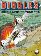 Biggles -2- Les pirates du Pôle Sud
