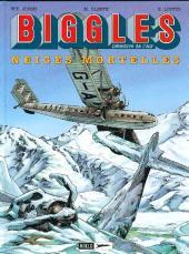 Biggles -13- Neiges mortelles