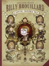 Billy Brouillard -1- Le don de trouble vue