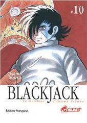Blackjack (Tezuka) -10- Tome 10