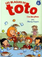 Les blagues de Toto -6- L'as des pitres