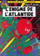 Blake et Mortimer (Publicitaire) -7Esso- L'énigme de l'Atlantide