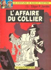 Blake et Mortimer (Historique) -9- L'affaire du collier