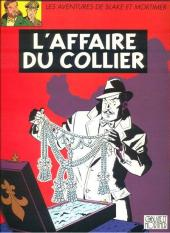 Blake et Mortimer (Éditions Blake et Mortimer) -10- L'affaire du collier