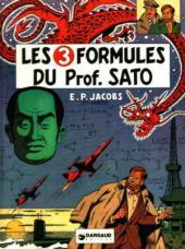 Blake et Mortimer (Historique) -10- Les 3 formules du professeur Sato