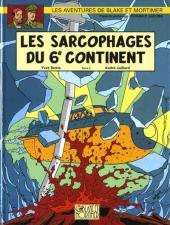 Blake et Mortimer (Éditions Blake et Mortimer) -17- Les sarcophages du 6e continent T2