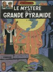 Blake et Mortimer (Historique) -4b77- Le Mystère de la Grande Pyramide - 2e partie