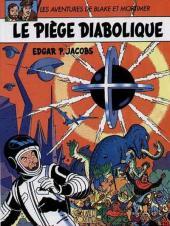 Blake et Mortimer (Publicitaire) -9Esso- Le piège diabolique