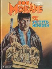 Bob Morane 3 (Lombard) -44- Trois petits singes