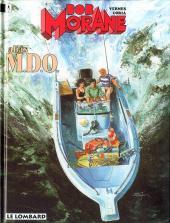 Bob Morane 3 (Lombard) -49- Alias M.D.O.