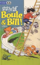 Boule et Bill -05- (Pocket BD)