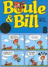 Boule et Bill -02- (Édition actuelle) -8- Boule & Bill 8