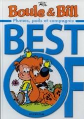 Boule et Bill -02- (Édition actuelle) -BestOf1- Plumes, poils et compagnie - Best Of