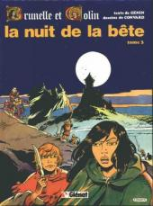 Brunelle et Colin -3- La nuit de la bête