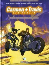 Carmen+Travis -1- Les Récits (Volume 1)