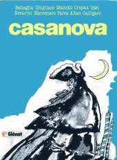 Casanova (Glénat) - Casanova