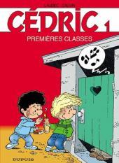 Cédric -1- Premières classes