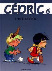Cédric -6- Chaud et froid