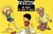 Cédric - 48 pages de jeux et de gags