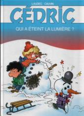 Cédric -17FL- Qui a éteint la lumière ?