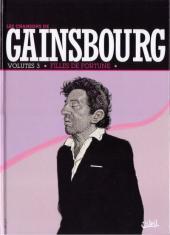Les chansons de Gainsbourg -3- Volutes 3 : Filles de fortunes