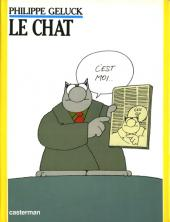 Couverture de Le chat -1- Le Chat