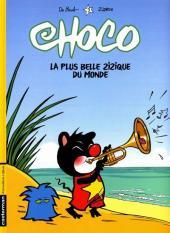 Choco -3- La Plus Belle Zizique du monde
