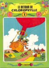 Chlorophylle (Série verte) -6- Le retour de Chlorophylle