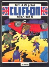 Clifton -4- Alias lord X
