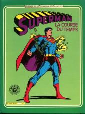 Superman (Sagédition - Présence de l'avenir) -RC04- Superman : La courbe du temps