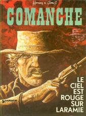 Comanche -4'- Le ciel est rouge sur Laramie