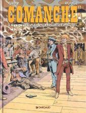Comanche -12- Le dollar à trois faces