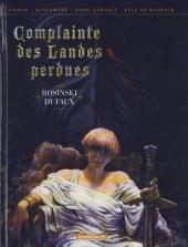 Complainte des Landes Perdues -INTb- L'intégrale