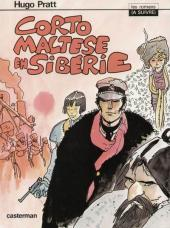 Corto Maltese  Intégrale 13 Tomes + 7 Hors Série