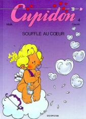 Cupidon -4- Souffle au cœur