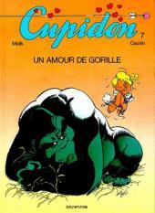 Cupidon -7- Un amour de gorille