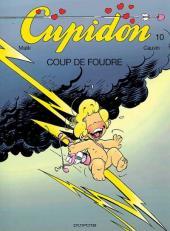 Cupidon -10- Coup de foudre