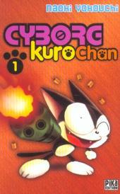 Cyborg Kurochan -1- Tome 1