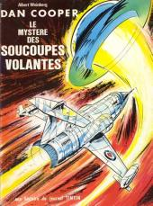 Dan Cooper (Les aventures de) -13- Le mystère des soucoupes volantes