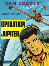 Dan Cooper (Les aventures de) -23- Opération Jupiter