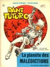 Dani Futuro -3- La planète des malédictions