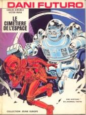 Dani Futuro -2- Le cimetière de l'espace